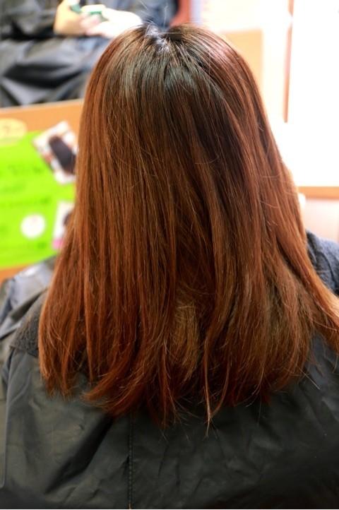 舞鶴 まいづる 西舞鶴 ヘナ ハーブカラー オーガニック プライベートサロン 髪 髪型 ボブ
