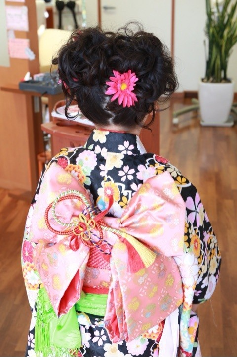 舞鶴 西舞鶴 美容室 美容院 着付け セット 七五三 ヘナ オーガニック
