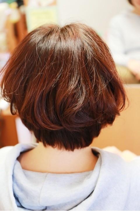 舞鶴 デジタルパーマ オーガニック ハーブカラー ヘナ 美容院