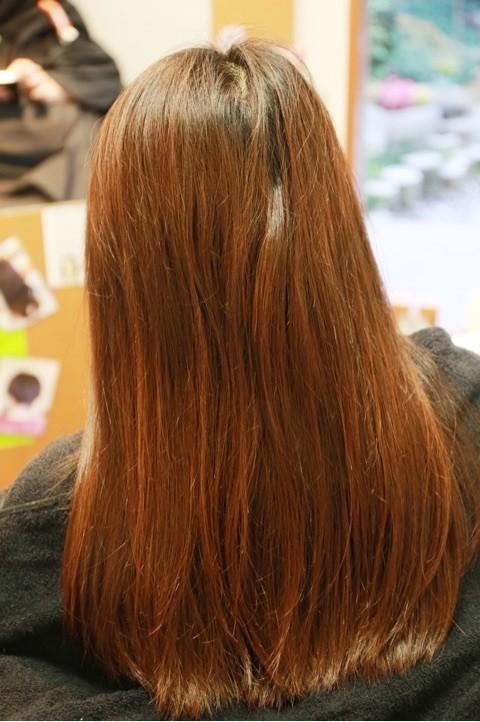 舞鶴 美容院 美容室 ハーブカラー オーガニック ヘナ パーマ カラー うまいカット 傷まないカット