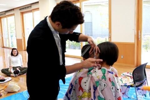舞鶴 西舞鶴 美容室 美容院 プライベートサロン チャイルドカット