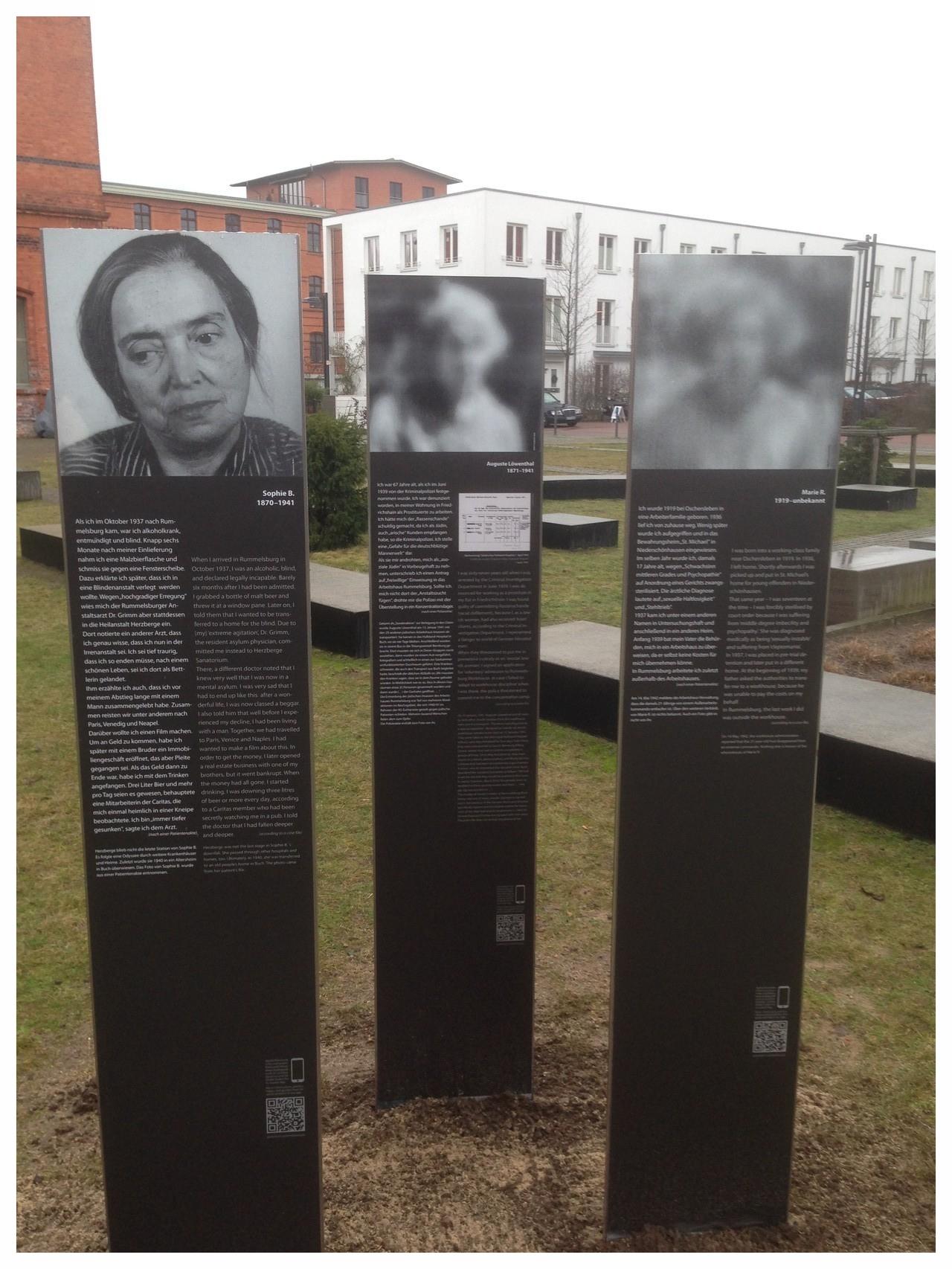 Informations- und Gedenkort Rummelsburg