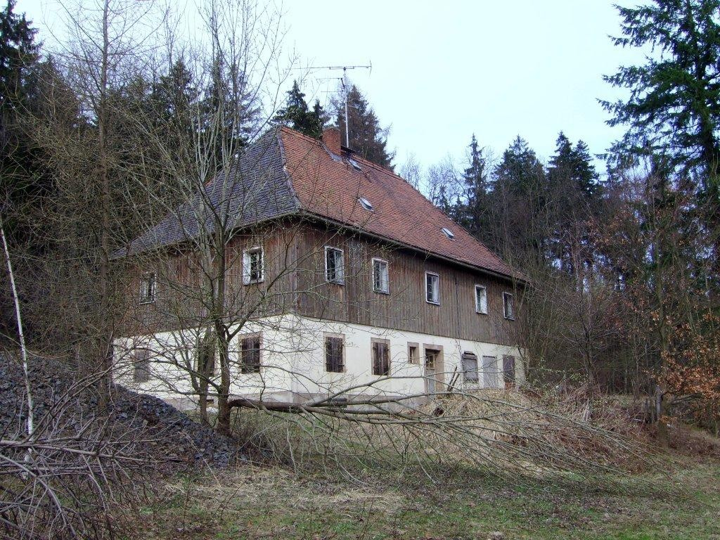 Forsthaus Klunker - Heute