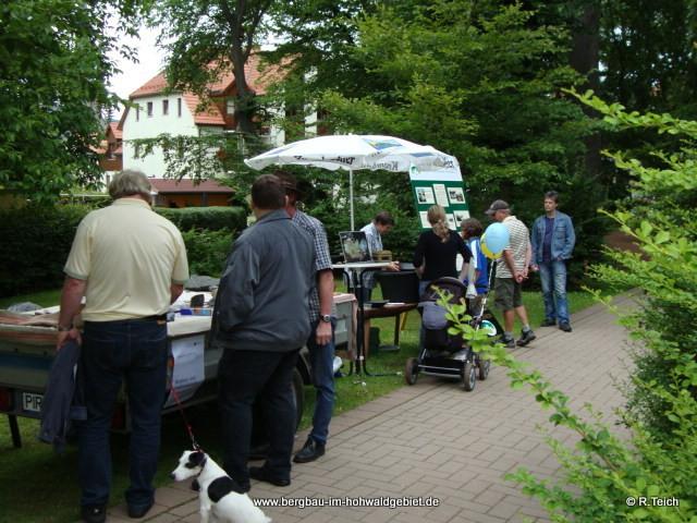 15. Sächsischer Familientag in Neustadt/Sachsen - Bergbau- Traditionsverein Hohwald e.V.