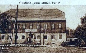 """Gasthof """"Stiller Fritz"""""""