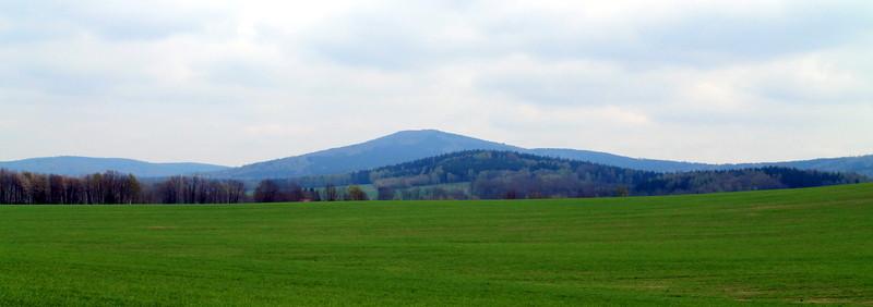 Blick zum Valtenberg