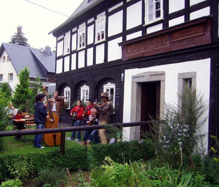Live Musik aus Tschechien