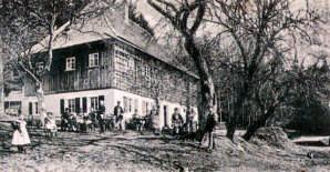 Das Forsthaus Klunker im Hohwald