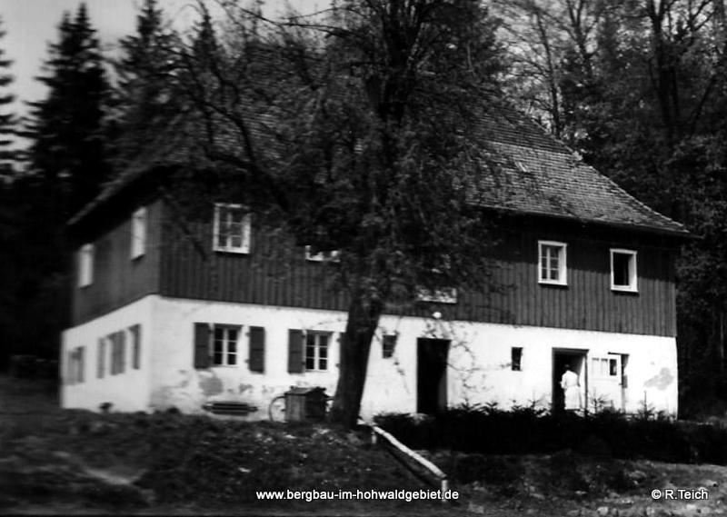 Forsthaus Klunker - 1967-71