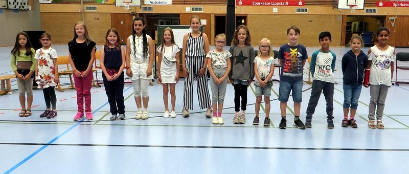 ... den vielen Lioba-Preisträgern beim Malwettbewerbs der Westfalenpost.