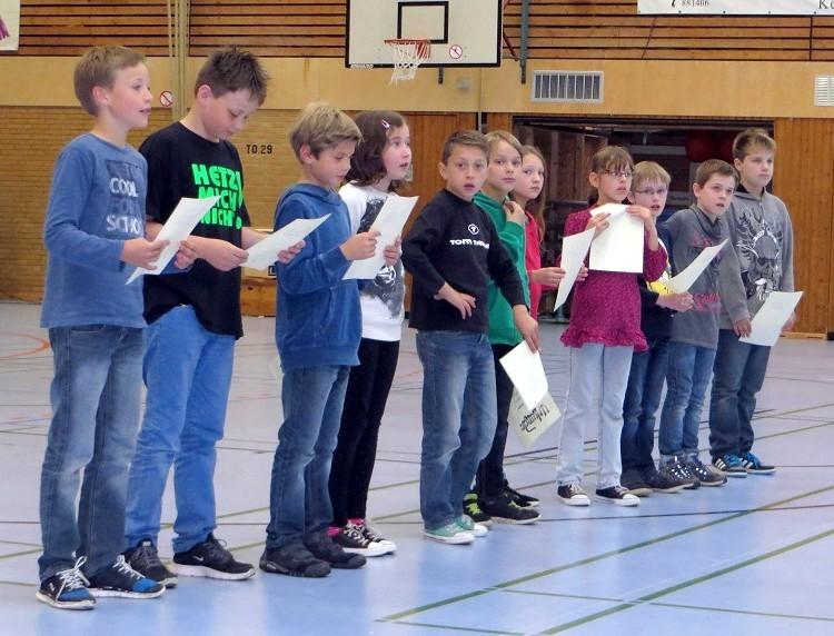 Herzlichen Glückwunsch für tolle Leistungen der Kinder in der Schach-AG