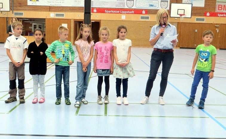... den Siegerinnen und Siegern beim Malwettbewerb der Westfalenpost zum Thema Montgolfiade
