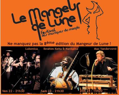 """""""Mukashi Mukashi"""" au """"Mangeur de Lune"""", festival des musiques du monde à Obermorschwihr (aout 2014)"""