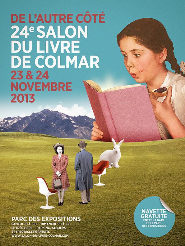 """""""Limites de discrétion"""" au """"Salon du Livre de Colmar"""" (novembre 2013)"""