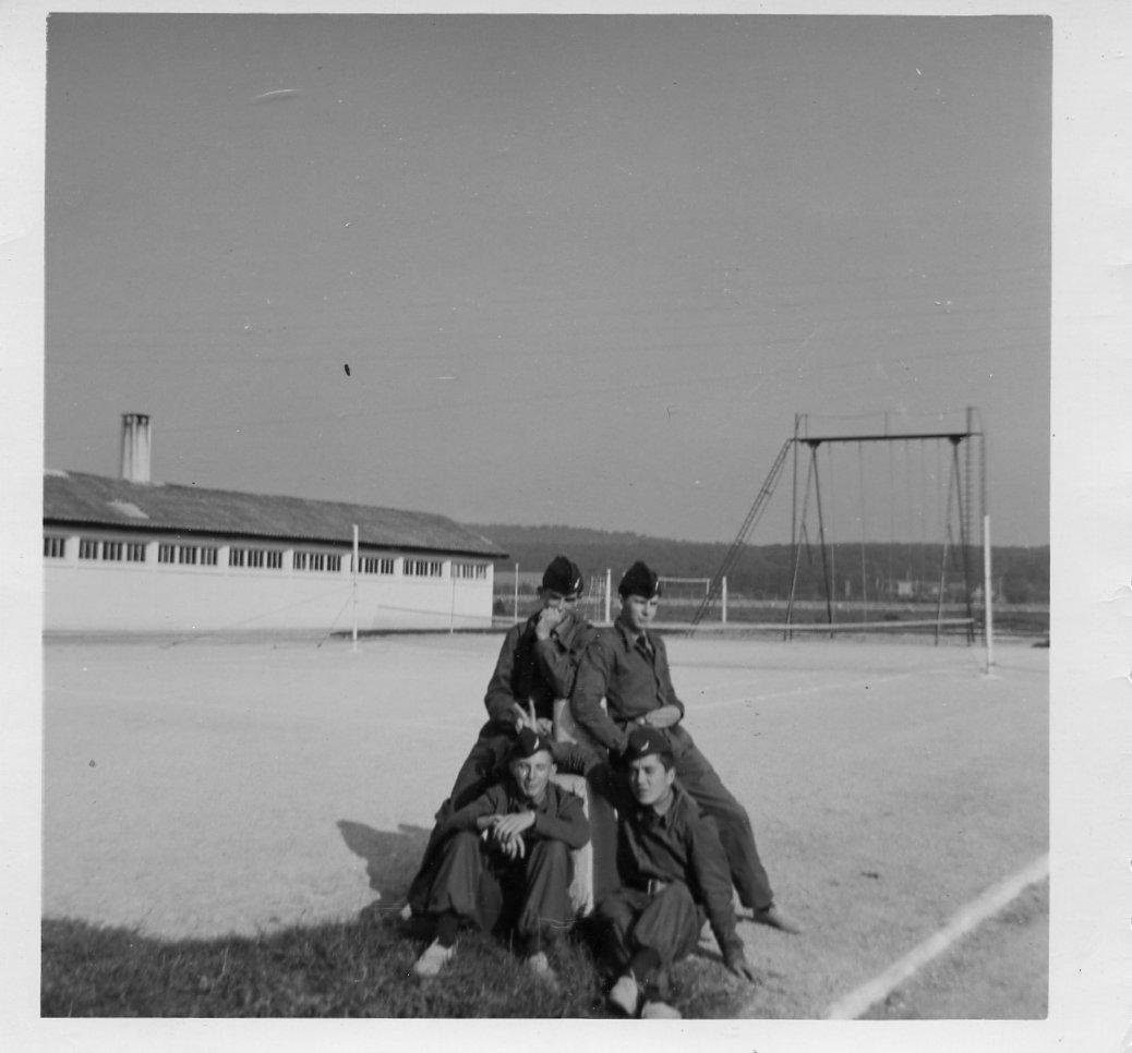 1966 - Moriceau, Muzellec, Moysan, Monnier,
