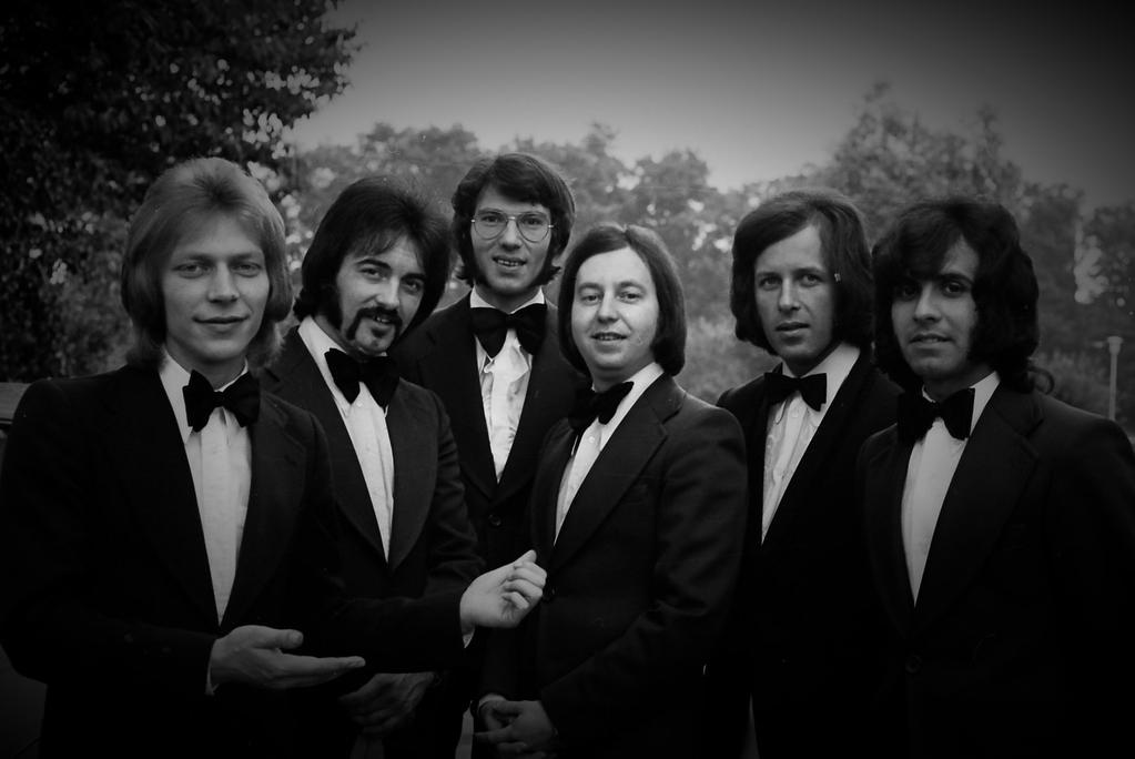1972 Michael, Karl, Jean, Cliff, Jörg, Sally