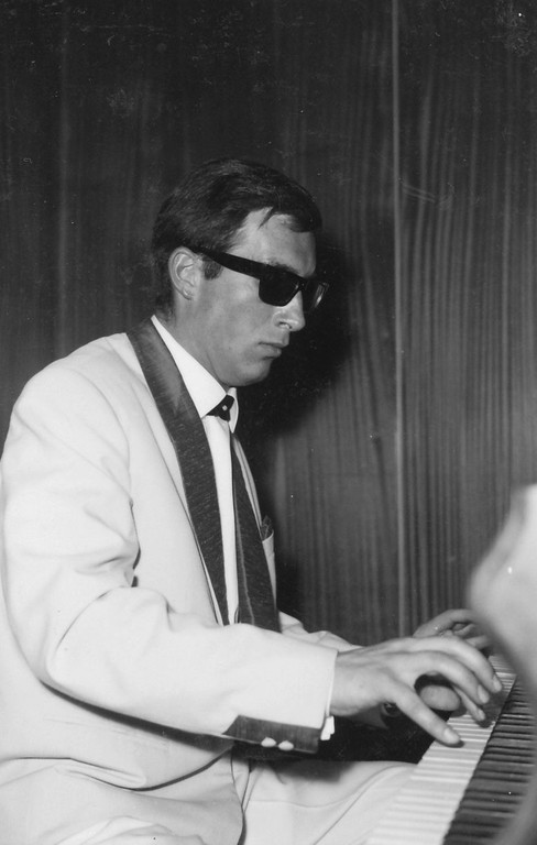 1963 Gewerbesaal Mödling - Erich Zott