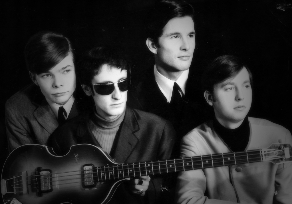 1966 Gust, Chubby, Gernot, Cliff