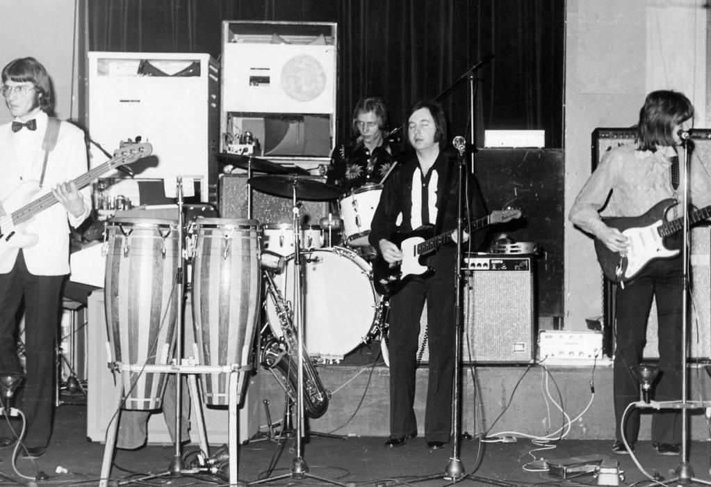 1970 Hazyland Luzern