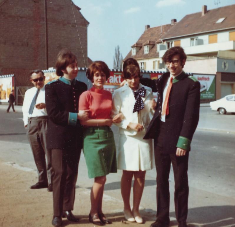 Ostersonntag-Schweinfurt 1968