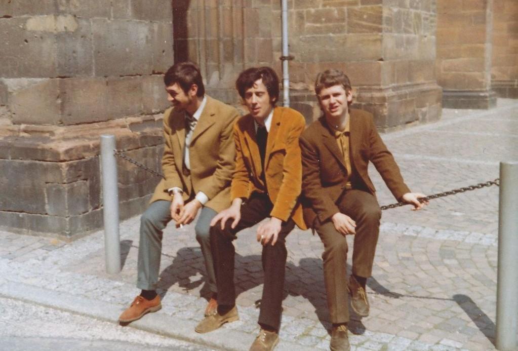 Happy (Strange Brew), Horst, Erich (Strange Brew) Kitzingen-August  1968