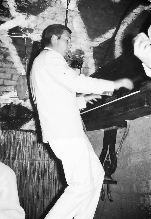 1961 Jazzkeller - Baden bei Wien