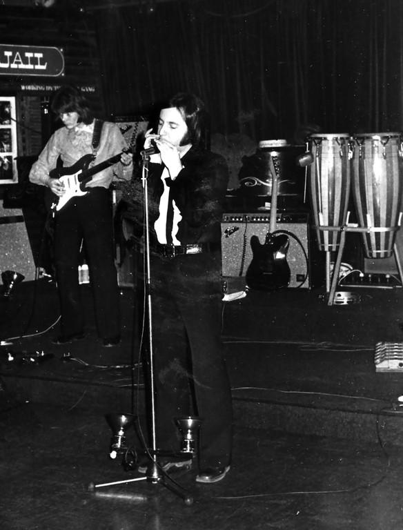 1971 Mundharmonika Thema - Spiel mir das Lied vom Tod
