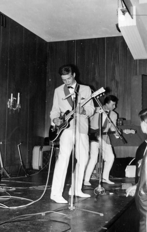 1963 Gerwerbesaal Mödling - Gustl, Cliff
