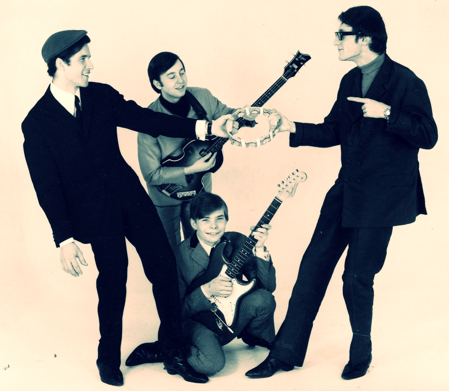 1966 Gernot, Cliff, Gustl, Chubby