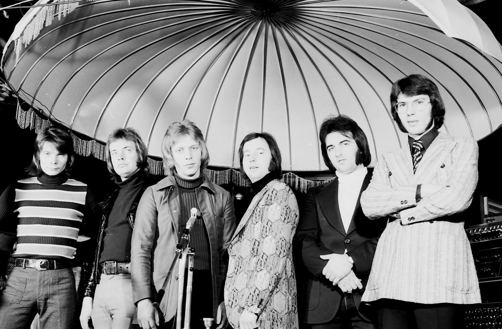 1972 - Happy Night/Stuttgart - Gustl,Waldi,Michael,Cliff,Karl,Jean