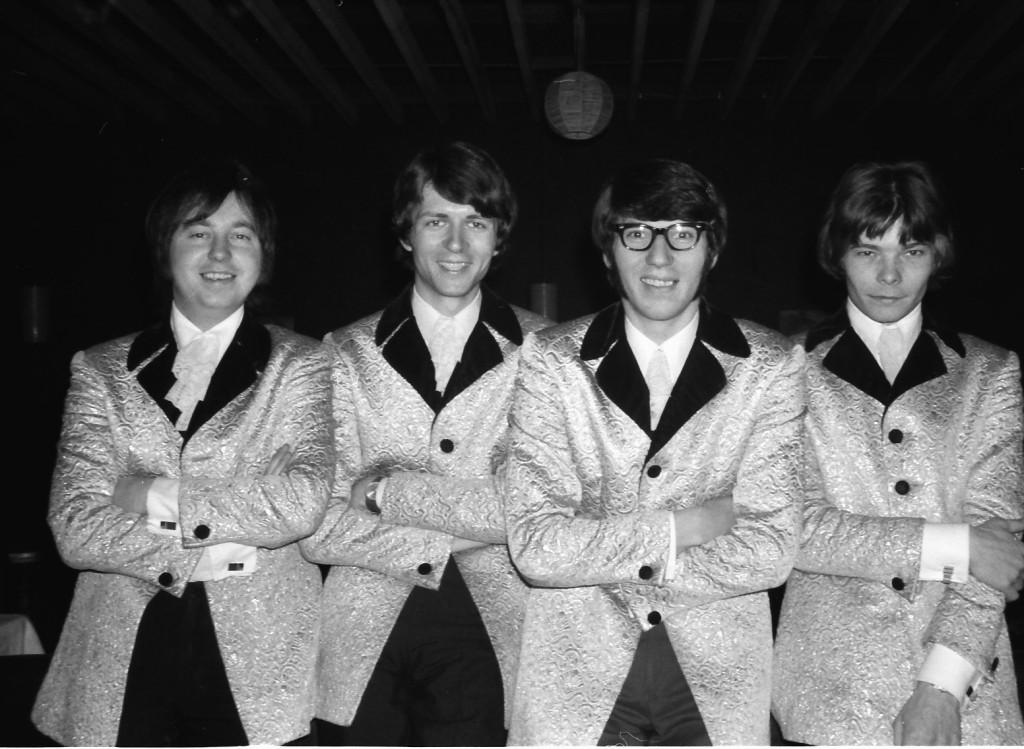 1969 Cliff, Felix, Jean, Gustl