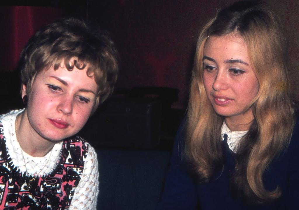 Hilla & Rita  von der GirlBand - RagDolls