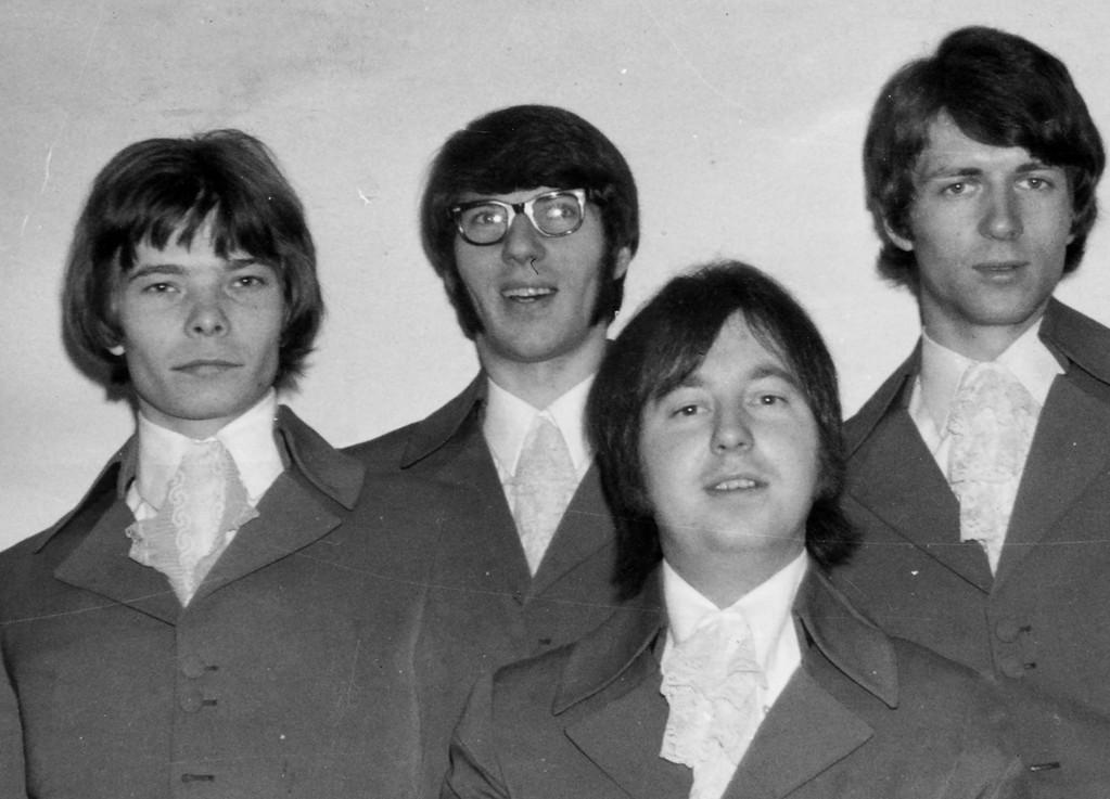 1969 Gustl, Jean, Cliff, Felix