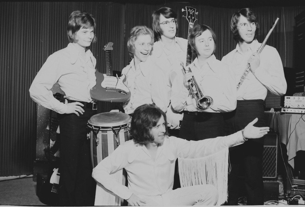 Gust, Michael, Jörg, Klaus, Cliff, Jean