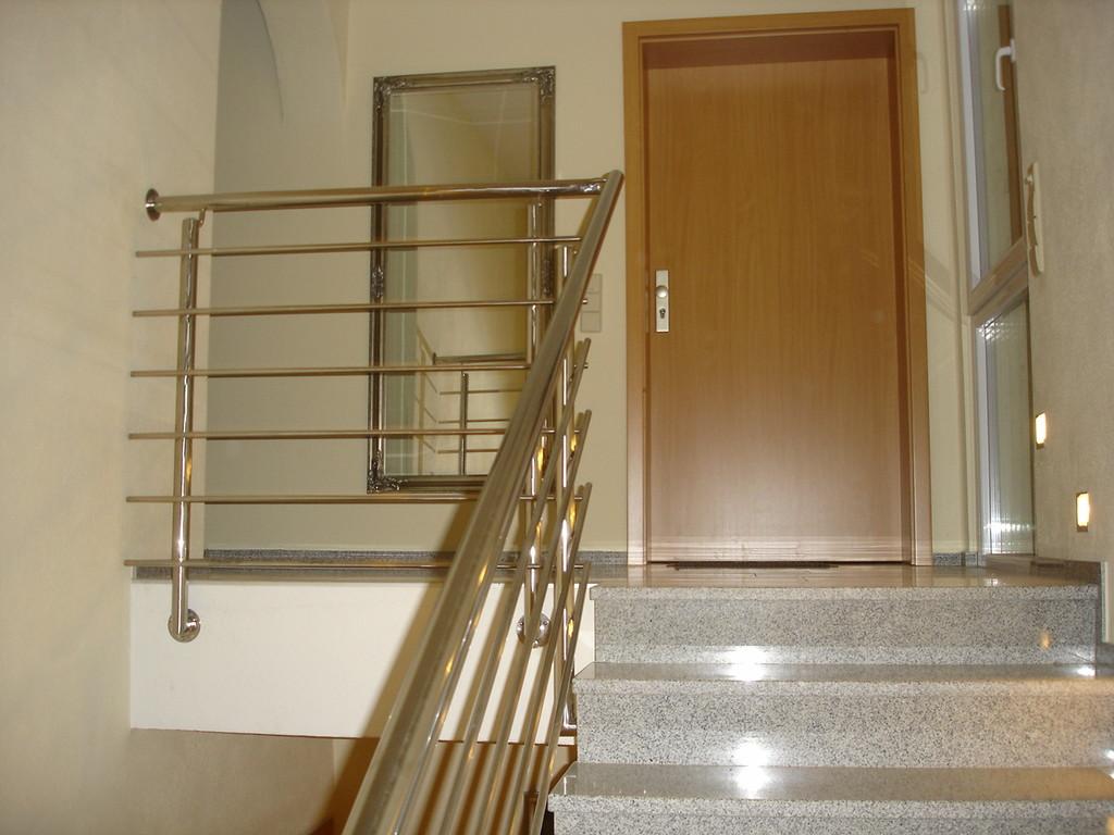 """Zugang auf Appartement """"VERDE"""""""