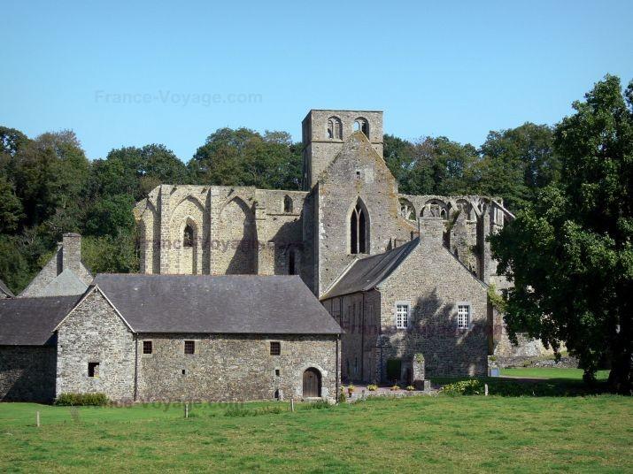 abbaye d'Ambye