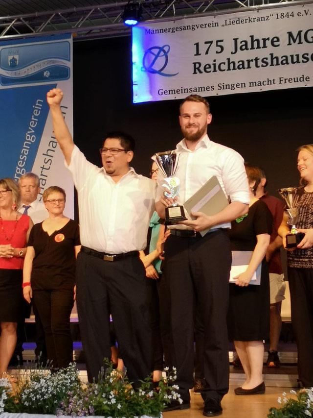 Volksliedersingen Reichardtshausen