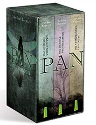 Die Pan Triologie Buchcover Jugendbücher Fantasy