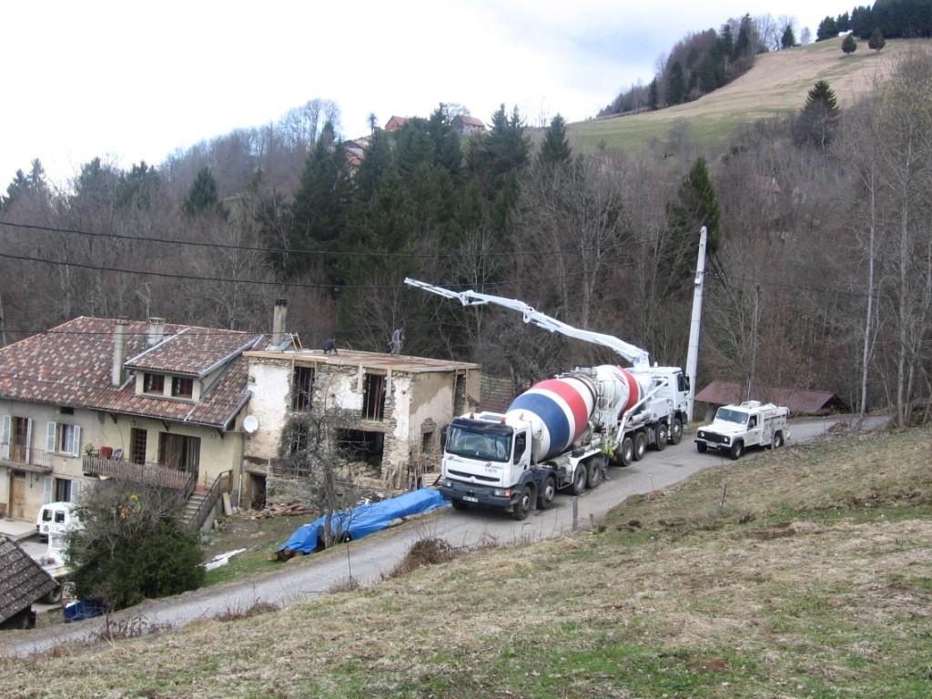 2009 Dernière dalle