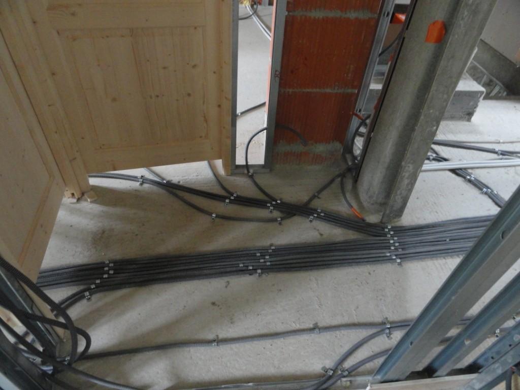 2012 : Electricité 1er et plomberie