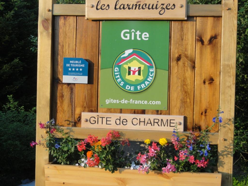 Gite de Charme 4 étoiles au Classement Préfectoral
