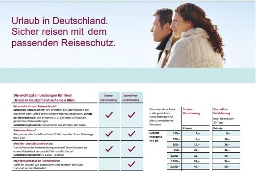 Neuer PDF-Reiseschutz-Flyer mit Covid-19