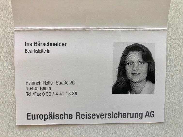 25 Jahre Außendienst für die ERV/ERGO Reiseversicherung