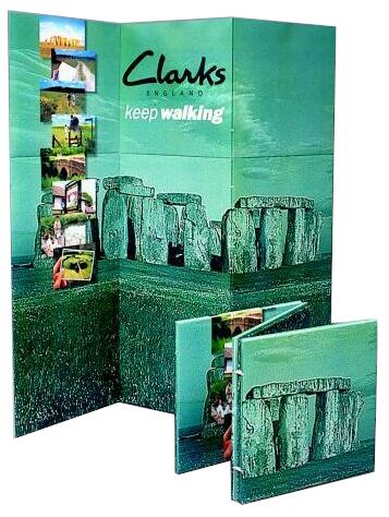 Ruck-Zuck-Wände Clarks