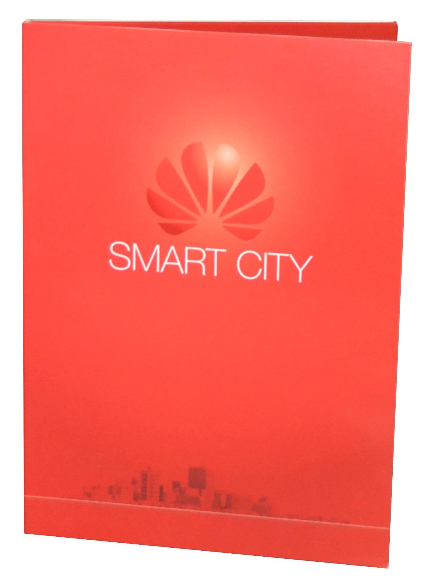 Videocard Smart City außen