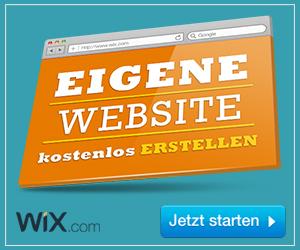 WIX - kostenlose Webseite erstellen