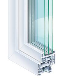 Kunststofffenster, Isolierglas