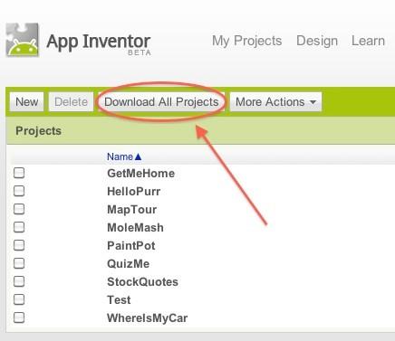 Tu App Inventor
