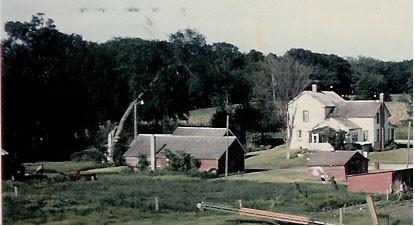 Die Blesi Farm, ca 1950