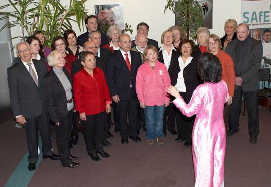 Interkultureller Chor Siegerland